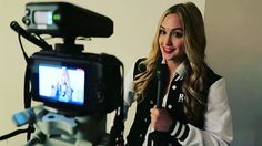 WEBSTA @ thenaomikyle - Just your daily report Naomi Kyle reports! @rodemic #rode #newsshooter #naomikyle