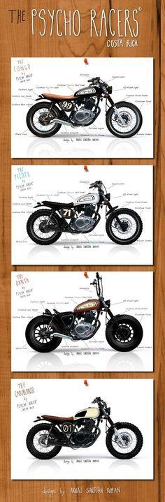 Primero que todo les voy a dejar unas imagenes de estas motos ya que son iconos en america latina ahora la gn y esto fue todo por si tienen una moto y...
