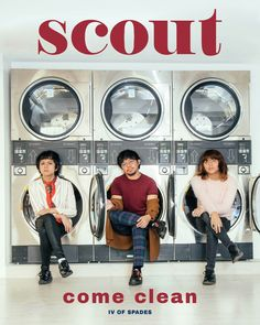 The boys of IV of Spades are just like us - Scout Magazine Local Bands, Coat Stands, Aesthetic Boy, Journal Layout, Flat Tummy, Cleaning, Workout, Music, Local Artists