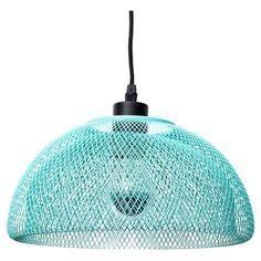 Nest Pendant Lamp in Mint