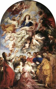Baroque Art. A dream...
