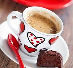 Being positive first thing in the morning is like having the world's best cup of coffee ..