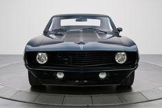 1969 Chevrolet Camaro SS Charcoal