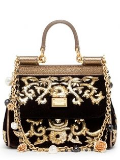 59641c9780 Dolce and Gabbana Fall 2012 bags