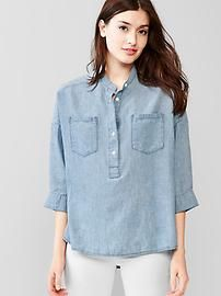 1969 linen denim popover. Make sure to use Gap Discount and Voucher Codes to get significant discounts on your purchase.