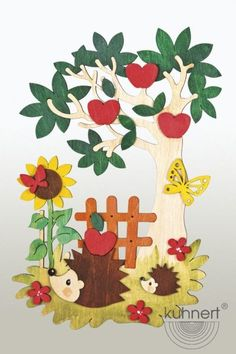 Bastelset Fensterbild Herbst Kids Crafts, Easter Crafts, Felt Crafts, Diy And Crafts, Fall Classroom Decorations, School Decorations, Autumn Crafts, Spring Crafts, Diy Ostern