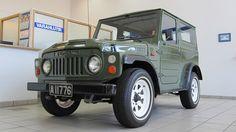1st Gen (late 70s- early 80s) Suzuki LJ80