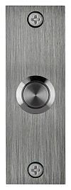 $45. Waterwood Hardware WW163SS - Waterwood Brushed Stainless Doorbell Button - Small Rectangle Doorbell (Brushed Stainless Steel) - The Hardware Hut