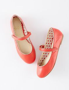 Leather Mary Janes 39129 Shoes at Boden