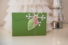 Stampin' Up!, www.pearly-paperie.de, Christmas Card Box