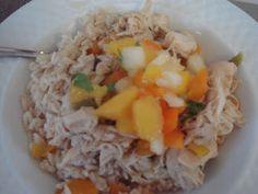 Crock-pot Mango Chicken