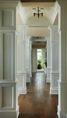 column trim detail