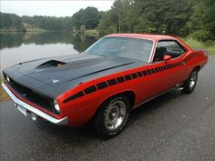 1970 AAR 'Cuda... hot ...hot... hot... this car could drive itself.....