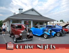 DDS Transportation Album  CeGee's in Blandon, Pa. Cruise Nights Photo Shoot.