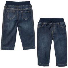 "Koala Baby Boys' Jeans with Ribbed Waist - Babies R Us - Babies ""R"" Us"