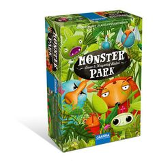 Monster park Table Games, Little Princess, Games For Kids, Lunch Box, Presents, Entertainment, Products, Board Games, Games For Children