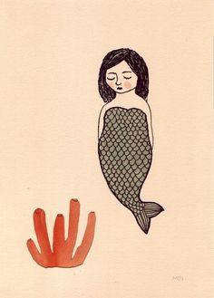 Mermaids amaze me.