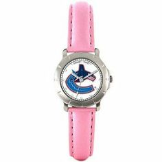 NHL Women's HPS1-VAN Vancouver Canucks Player Series Watch Game Time. $23.10