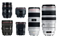 Canon L Series Lenses