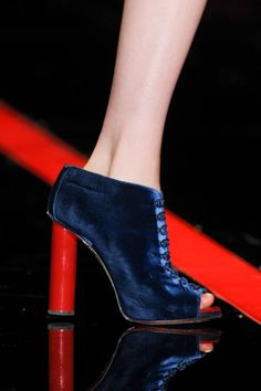 8870a3065bd Image Blue Ankle Boots, Shoes Stand, Heeled Boots, Bootie Boots, High Heel
