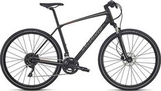 'Specialized Crosstrail Elite carbon silver tint/graphite/nordic red reflective 2019 - M' Metallica, Cycling, Bicycle, Merida, Vehicles, Silver, Red, Bicycles, Biking