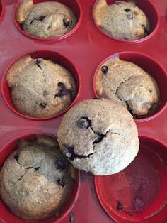The Healthy Hoff: Hoff's GF Blueberry Muffins Health And Nutrition, Health And Wellness, Blue Berry Muffins, Blueberry, Healthy, Breakfast, Blog, Blueberry Crumb Muffins, Morning Coffee