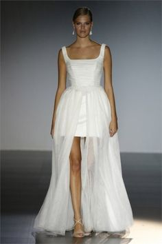 Tendenze sposa 2016 dalla Barcelona Bridal week - Cabotine