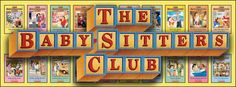Blogger Vows to Read 131 Baby-Sitters Club Books This Year - GalleyCat