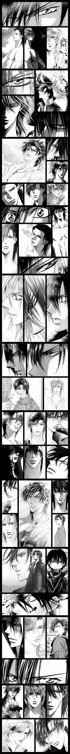 The many faces of Ren