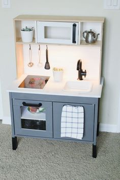 ikea mini kitchen hack