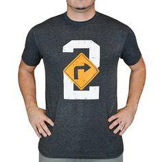 Baseballism Men s Turn 2 T-Shirt TURN 2 Baseball Shirts a9aaa24e1