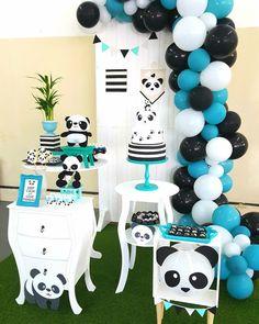 Panda menino