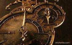 Steampunk clockworks