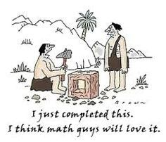 Image result for completing the square cartoon