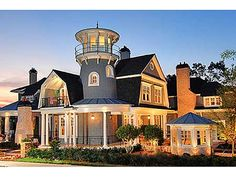 Want this house!! absolutely in love! Plan W15756GE: Craftsman, Beach, Shingle Style, Sloping Lot, Photo Gallery, Luxury, Corner Lot, Premium Collection House Plans & Home Designs