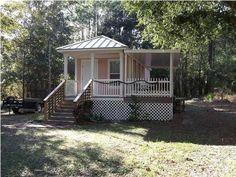 Delightful Katrina Cottage W/ Land For Sale