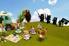 Artwork showing Sylvanian Families terrorised by Isis banned from free speech exhibition Freedom Art, London Police, Galleries In London, Sylvanian Families, Freedom Of Speech, Public Speaking, Art Festival, The Guardian, Gallery