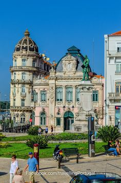 The reasons vary but it could be because you're planning a trip to Portugal or Brazil, or perhaps you have a friend who speaks little English Visit Portugal, Portugal Travel, Spain And Portugal, Coimbra Portugal, Portuguese Culture, World Cities, Beautiful Places To Visit, Lisbon, Vacation Spots