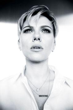 """La llamativa reflexión de Scarlett Johansson tras su divorcio: """"La monogamia no es natural"""" - Infobae"""