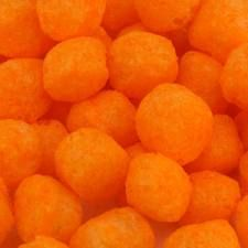Cheese Puffs - can you say Yellow #5?
