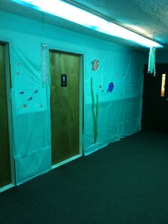 kids hallway weird animals vbs