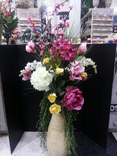 Large springtime arrangement x2 (Christina)2014