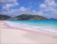 St Martin Orient Bay Beach.. Among one of the best beaches in the Caribbean - there are 37 on St. Martin alone!