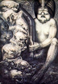 H. R. Giger - Necronomicon