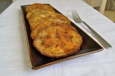 Baked Eggplant Baked Eggplant with Eggplant Large Egg Seasoned Breadcrumbs Olive Oil Garlic Salt. Source by abeachgirl Vegetable Recipes, Vegetarian Recipes, Cooking Recipes, Healthy Recipes, Easy Recipes, Vegetable Dishes, Food Dishes, Side Dishes, Main Dishes