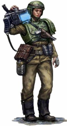 Cadian Shock Troops - Warhammer 40K Wiki - Space Marines, Chaos, planets, and more