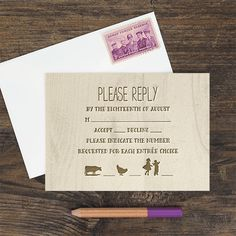 You're getting married! You're ordering your wedding invitations! You're so excited! We understand. It's easy to get caught up in the dreaminess…