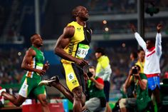 Usain Bolt: The Modern Day Muhammad Ali Living Among Sporting Gods- Olym...