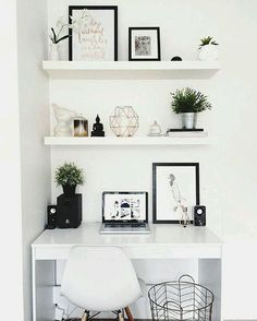 Eye-Opening Cool Ideas: Minimalist Home Design Small Spaces minimalist interior living room dreams.Colorful Minimalist Home Lounges minimalist home essentials office spaces.Colorful Minimalist Home Lounges. My New Room, My Room, Room Art, Decor Room, Room Decorations, Tumblr Room Decor, Wall Decor, Study Room Decor, Tumblr Bedroom