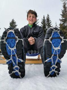 -> WINTERWANDERN AUSRÜSTUNG - richtige Hose, Kleidung & Schuhe Cross Country Skiing, Waterproof Shoes, Ski Pants, Spats Shoes, Destinations